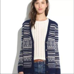 Madwell Cardigan Sweater